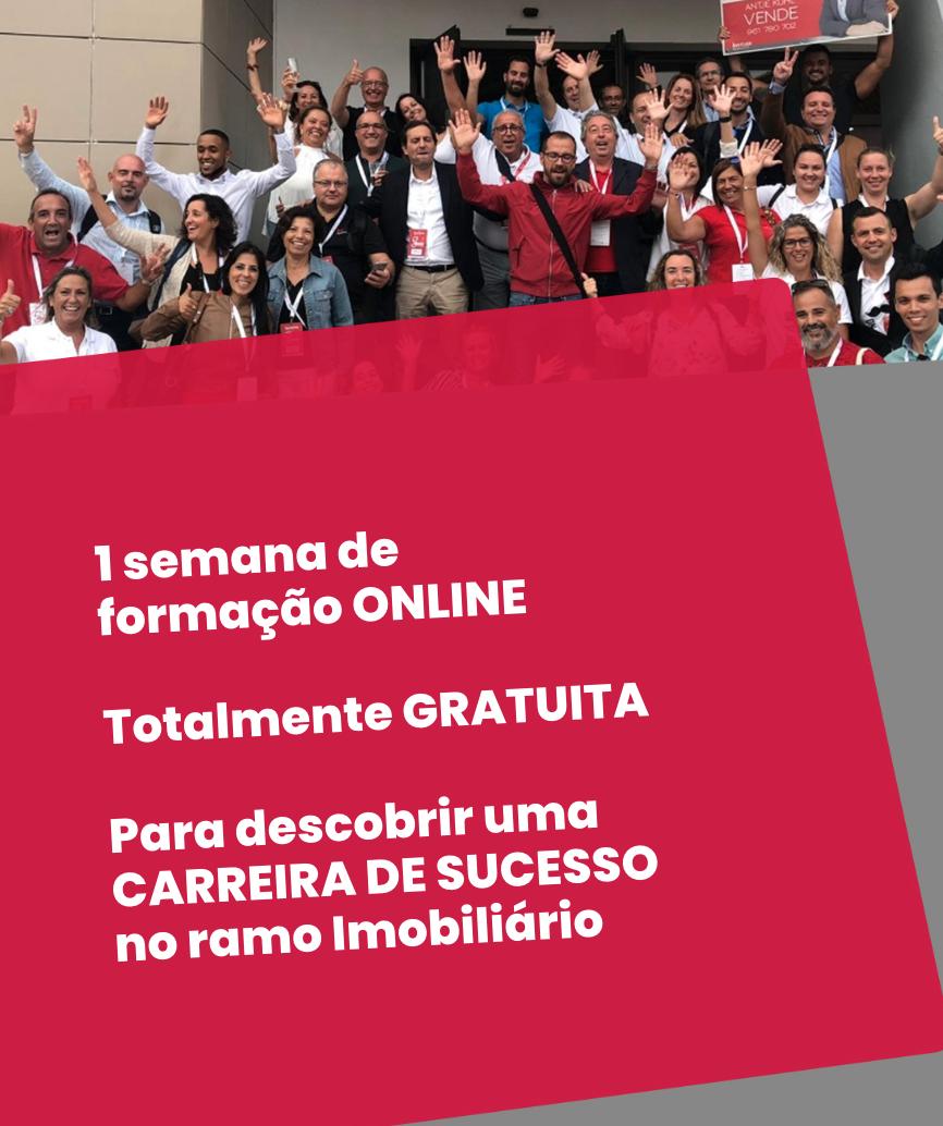 Imobiliário para todos | Formação | KW Flash Algarve